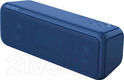 Портативная колонка Sony SRS-XB3 (синий)
