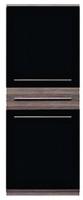 Шкаф навесной Black Red White Like S143-SFW2W1S-14-6 -