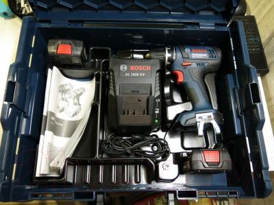 Профессиональная дрель-шуруповерт Bosch GSR 14.4 VE-2-LI Professional (0.601.9D9.000)