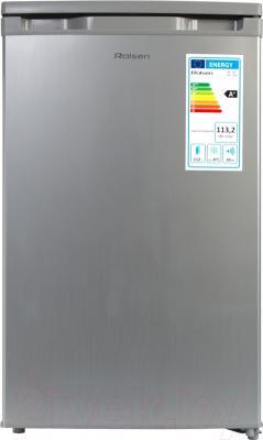 Холодильник без морозильника Rolsen RF-120S (серебро)