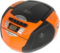 Магнитола Rolsen RBM-214MUR-OR (оранжевый) -