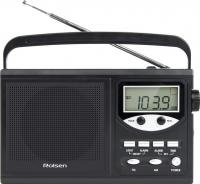 Радиоприемник Rolsen RBM216BL  (черный) -