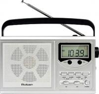 Радиоприемник Rolsen RBM216SL  (серебристый) -