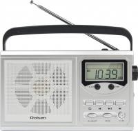 Радиоприемник Rolsen RBM217SL  (серебристый) -