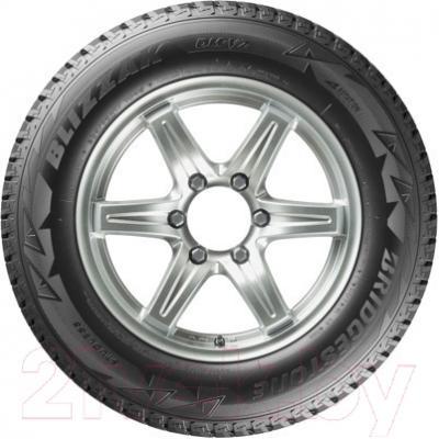 Зимняя шина Bridgestone Blizzak DM-V2 245/60R18 105S