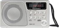 Радиоприемник Rolsen RBM522SL  (серебристый) -
