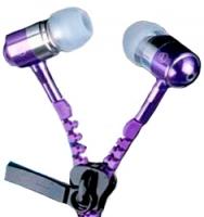 Наушники-гарнитура Rolsen REP-211 (фиолетовый) -