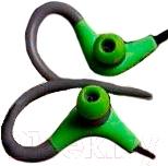 Наушники-гарнитура Rolsen REP-212 (зеленый)