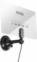 Цифровая антенна для тв Rolsen RDA-240W (белая) -