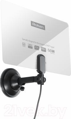 Цифровая антенна для тв Rolsen RDA-240W (белая)