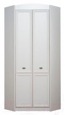 Шкаф Black Red White Salerno B18-SZFN2D (белый)