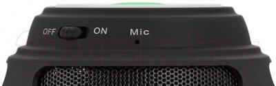Портативная колонка Rolsen RBM-612BT-BL (черный)