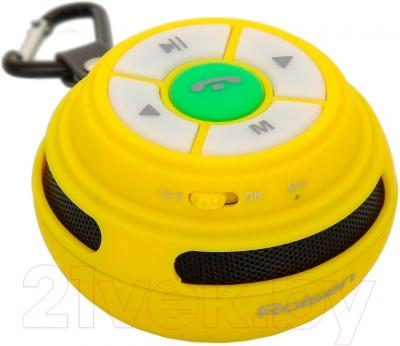 Портативная колонка Rolsen RBM-612BT-YE (желтый)