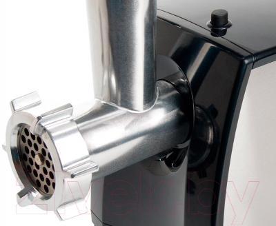 Мясорубка электрическая Rolsen MG-1810MR (черный)