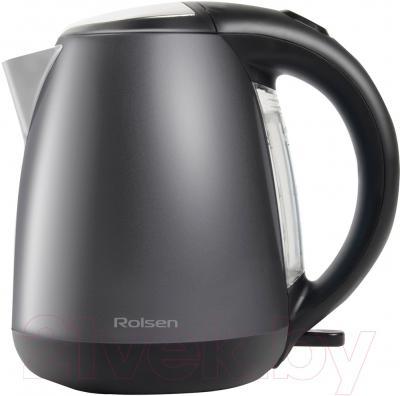Электрочайник Rolsen RK-2713M (серый)