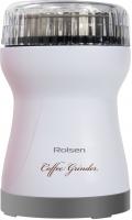 Кофемолка Rolsen RCG-151 (белый) -