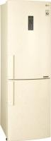 Холодильник с морозильником LG GA-M539ZEQZ -