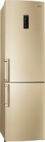 Холодильник с морозильником LG GA-M539ZGQZ -