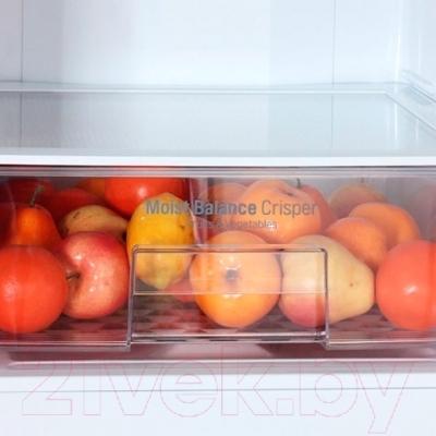 Холодильник с морозильником LG GA-M539ZVQZ