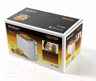 Тостер Rolsen RT-1608