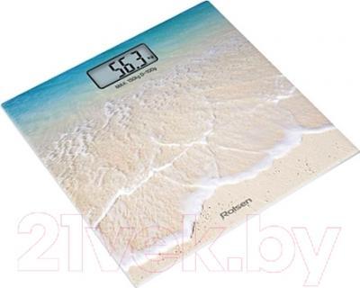 Напольные весы электронные Rolsen RSL1519 Seaside