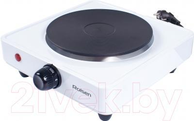 Электрическая настольная плита Rolsen REC-2001