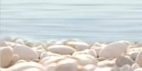 Декоративная плитка для ванной Уралкерамика Дель Маре ВС9ДМ604 (249x500, голубой/коричневый) -