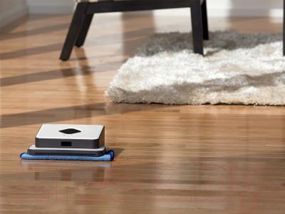 Робот-пылесос iRobot Braava 390 - пример использования