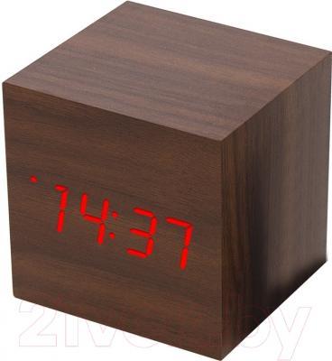 Электронные часы Rolsen CL-114 (дерево)