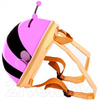 Детский рюкзак Bradex Пчелка DE 0185 (сиреневый)