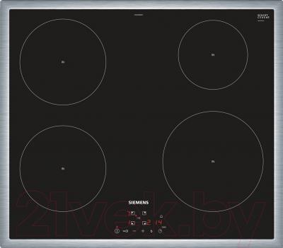 Индукционная варочная панель Siemens EH645BEB1E
