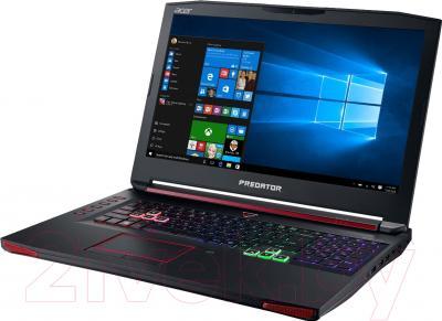Ноутбук Acer Predator G9-792-577T (NH.Q0QEU.001)