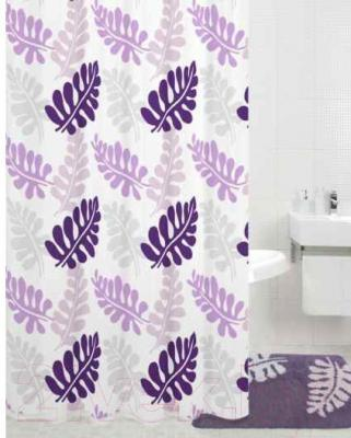 Текстильная шторка для ванной Iddis 421P20RI11