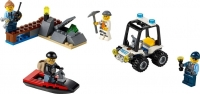 Конструктор Lego City Остров-тюрьма 60127 -