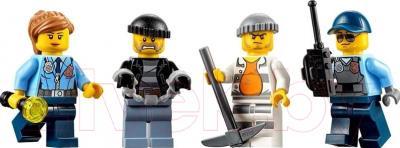 Конструктор Lego City Остров-тюрьма 60127