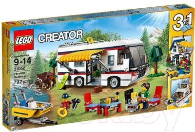 Конструктор Lego Creator Кемпинг 31052