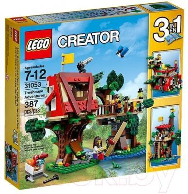 Конструктор Lego Creator Домик на дереве 31053