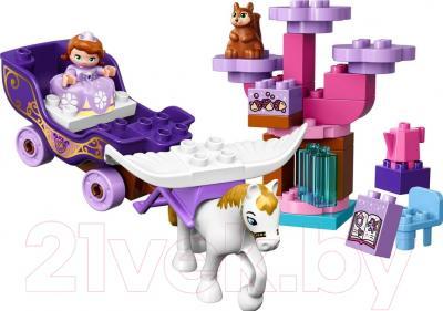 Конструктор Lego Duplo Волшебная карета Софии Прекрасной 10822