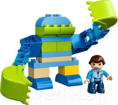 Конструктор Lego Duplo Экзокостюм Майлза 10825