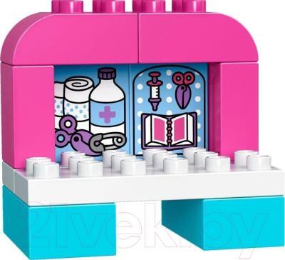 Конструктор Lego Duplo Ветеринарная клиника доктора Плюшевой 10828