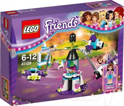Конструктор Lego Friends Парк развлечений: Космическое путешествие 41128
