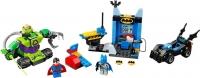 Конструктор Lego Juniors Бэтмен и Супермен против Лекса Лютора 10724 -