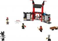 Конструктор Lego Ninjago Побег из тюрьмы Криптариум 70591 -