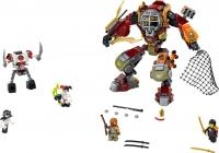Конструктор Lego Ninjago Робот-спасатель 70592 -
