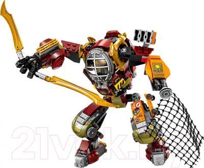 Конструктор Lego Ninjago Робот-спасатель 70592