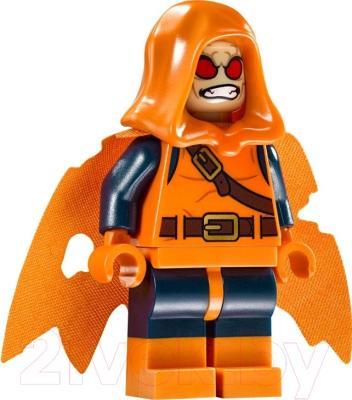 Конструктор Lego Super Heroes Человек-паук: Союз с Призрачным гонщиком 76058