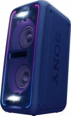 Минисистема Sony GTK-XB7 (синий)