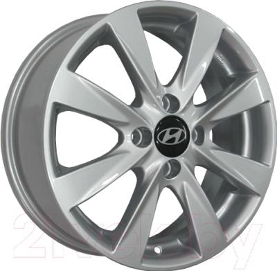 "Литой диск KnK КС581 (Hyundai) 15x6"" 4x100мм DIA 54.1мм ET 48мм"