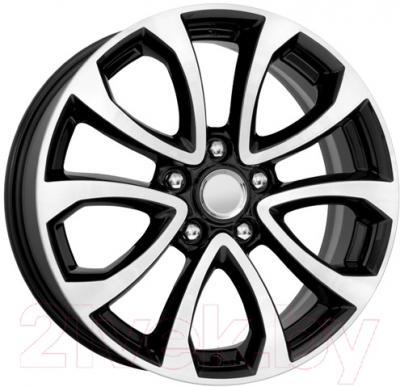 "Литой диск KnK КС623 (Nissan) 17x7"" 5x114.3мм DIA 66.1мм ET 47мм"