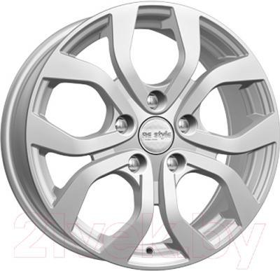 "Литой диск KnK КС704 (Nissan) 16x6.5"" 5x114.3мм DIA 66.1мм ET 50мм"
